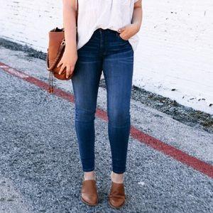 "Madewell - ""Roadtripper"" Denim Jeans"